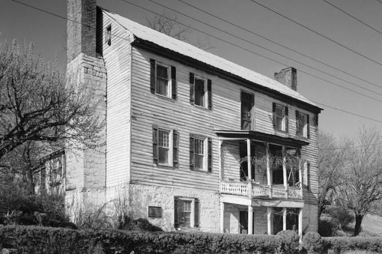 The historic Netherland Inn in Kingsport