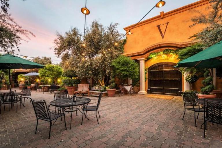 Viaggio Estate & Winery, Acampo