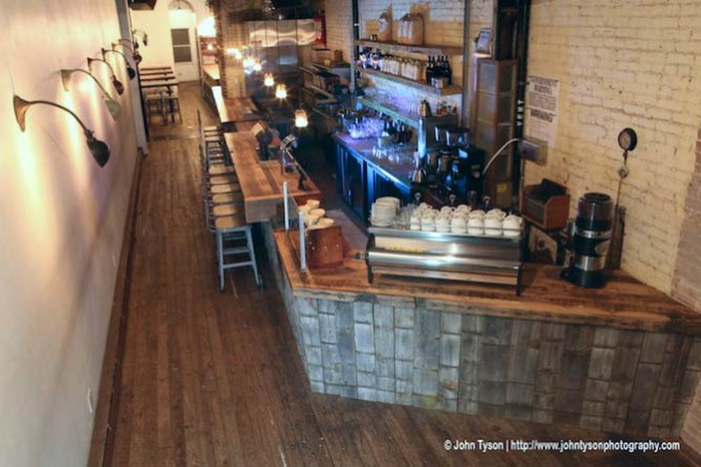 Sweetleaf Coffee Roasters, Jackson Avenue
