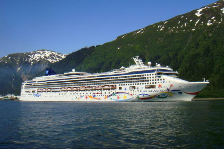 Juneau is a popular stop on Alaskan cruises