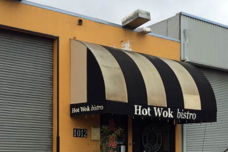 Hot Wok Bistro