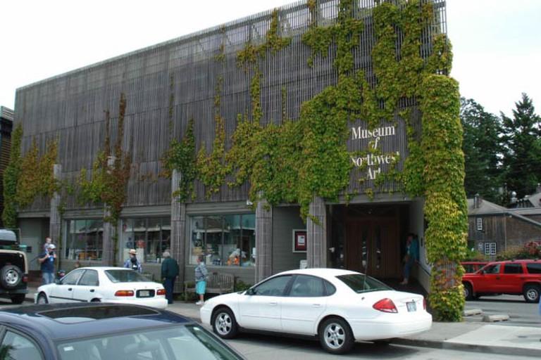 Museum of Northwest Art in La Conner