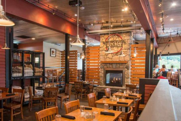 Whetstone Station dining room