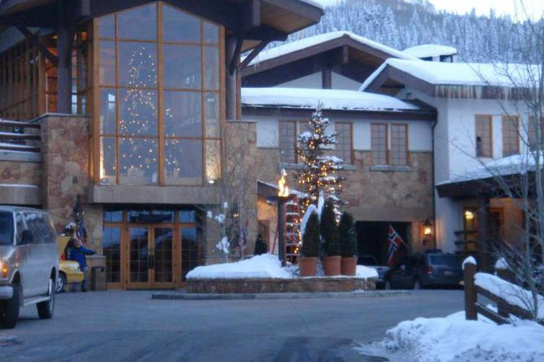 Park City's Stein Eriksen Lodge