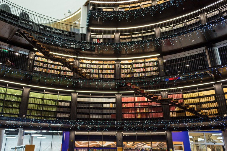 Library of Birmingham, Birmingham