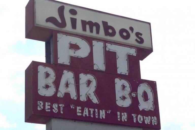 Jimbo's Pit B-B-Q