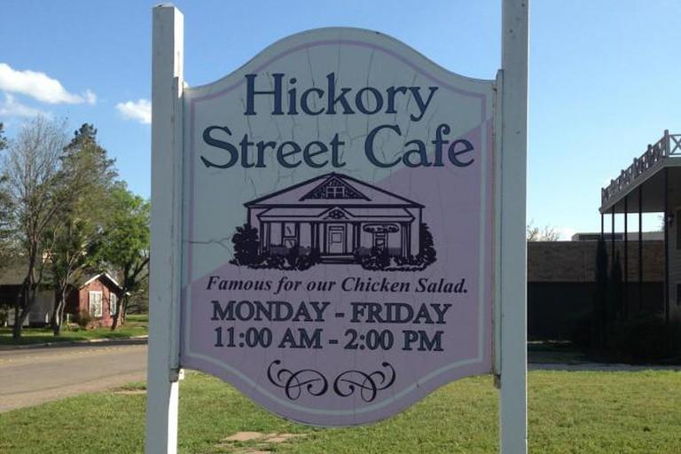 Kalli Lawrence, Hickory Street Café