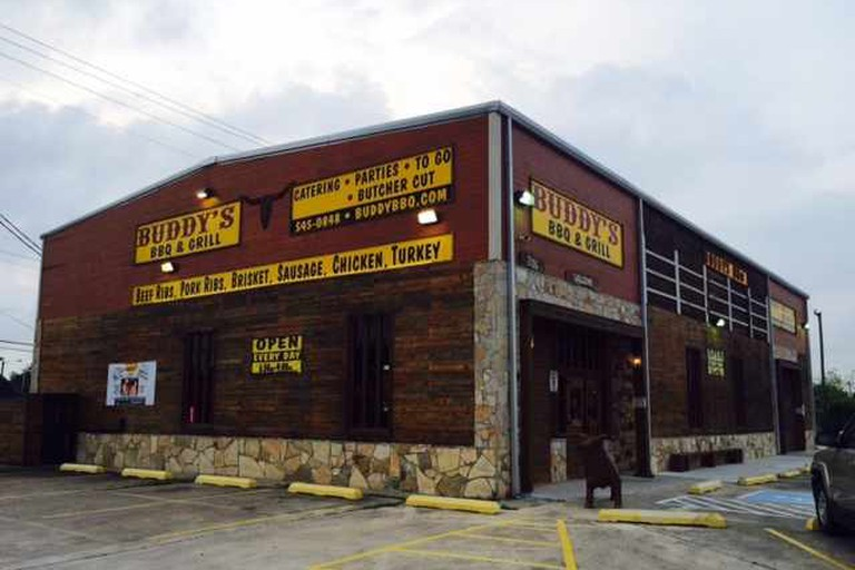 Mike Marchand, Buddy's BBQ & Grill