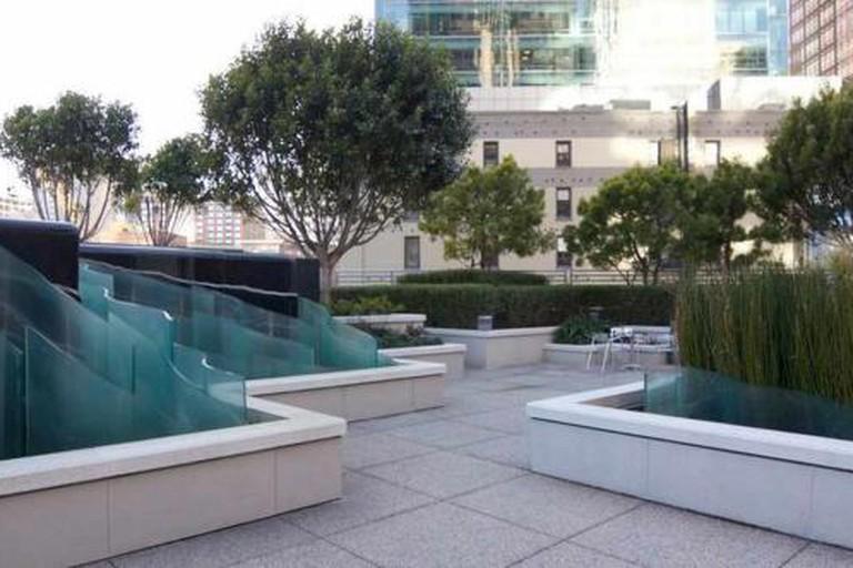 100 First Street Sun Terrace