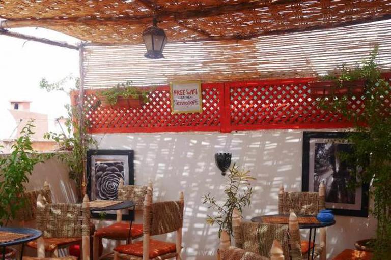 Henna Café