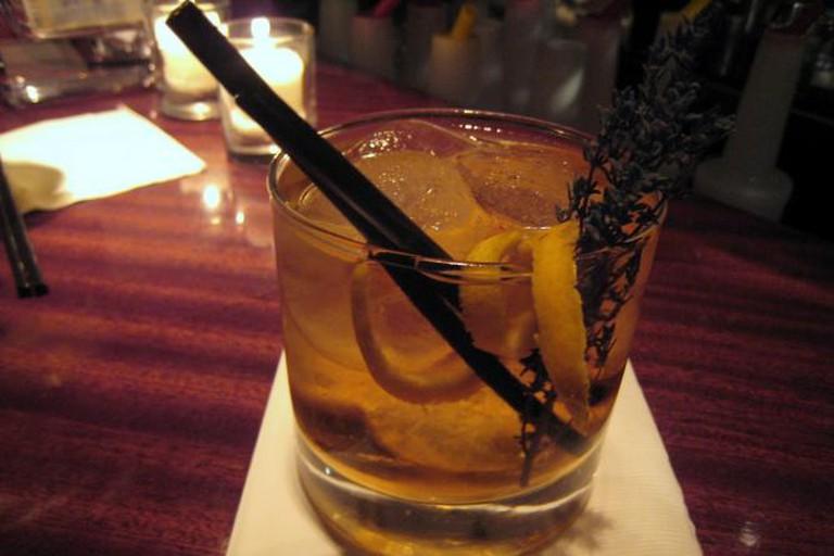 Casa Cruz Cocktail