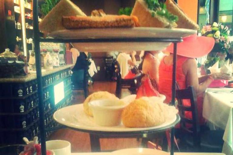 Afternoon Tea Celebration at Chado