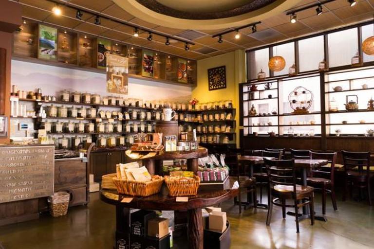 American Tea Room, Beverly Hills
