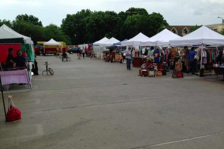 Somerville Flea Market
