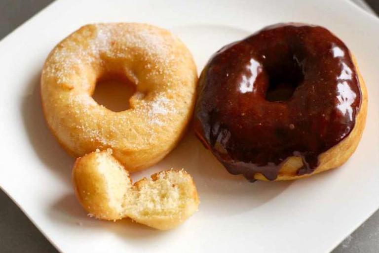 Irresistible donuts at Bob's Donut & Pastry