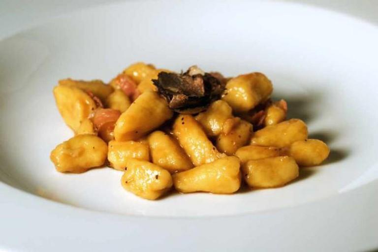 Gnocchi with Truffle