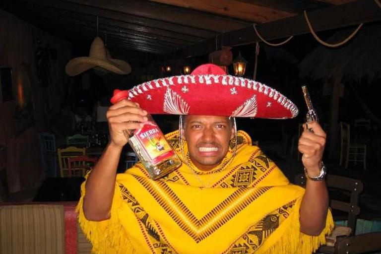 Sombreros & Tequila