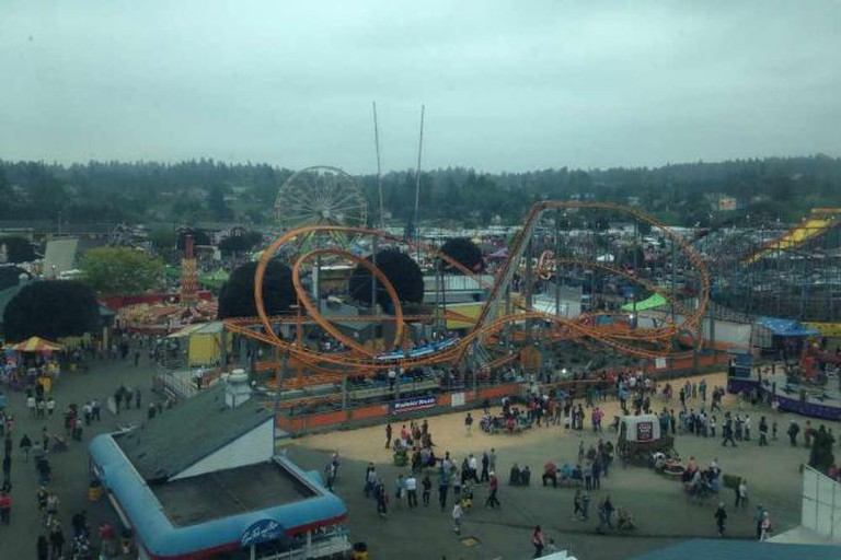 Washington State Fair in Puyallup