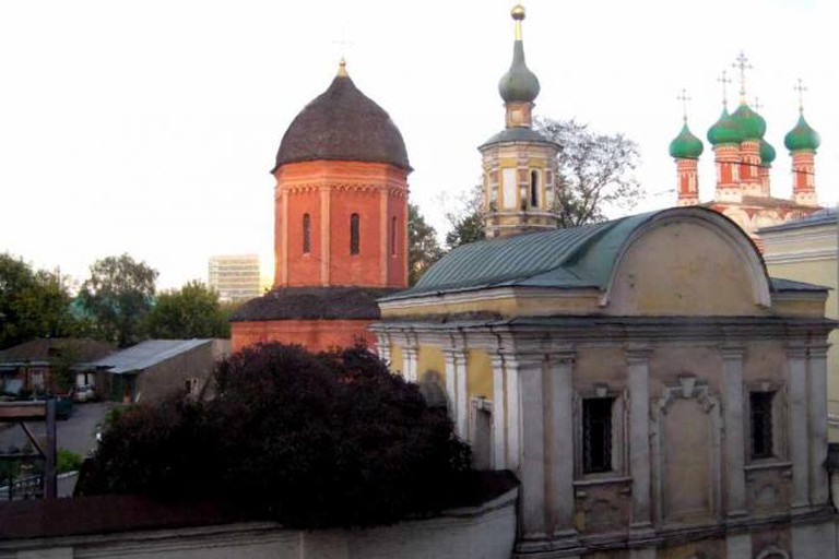 The Vysokopetrovsky (St Peter's) Monastery
