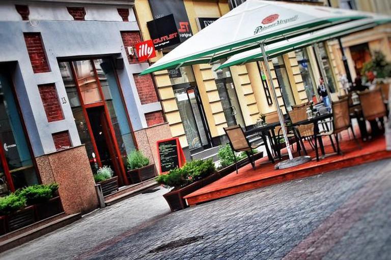 Staromiejska 13 restaurant