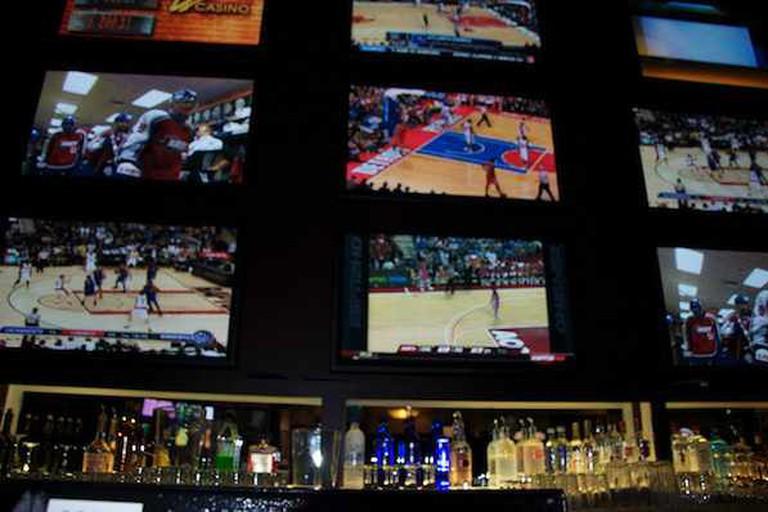 Sports Bar Televisions
