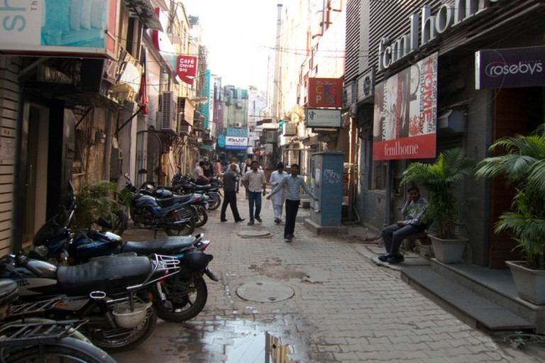 Khan Market, New Dehli