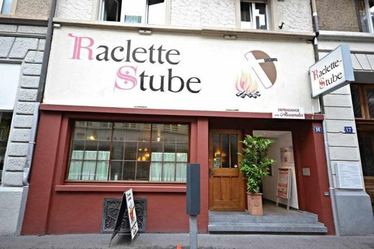 Raclette Stube