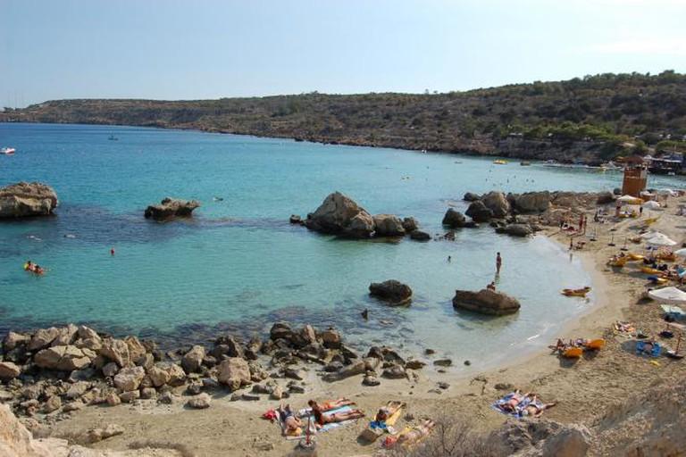 Konnos Bay, Ayia Napa