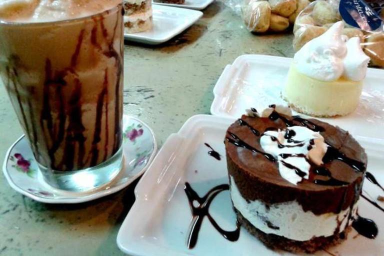 Dessert at Sintaxis