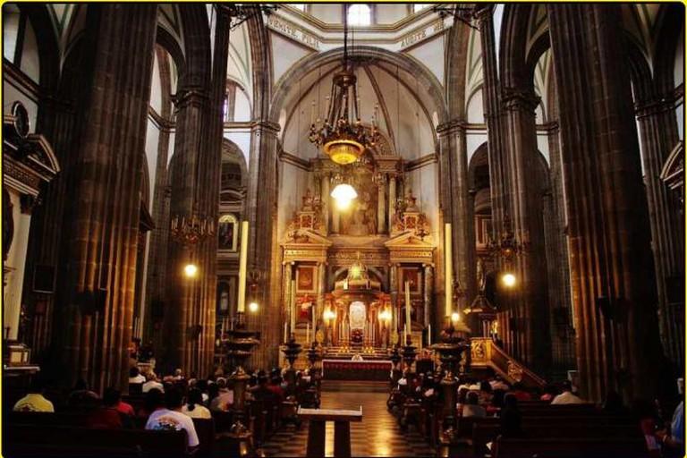 Templo San Felipe Neri 'La Profesa'