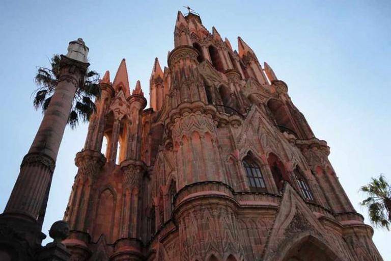 Parroquía San Miguel Arcángel