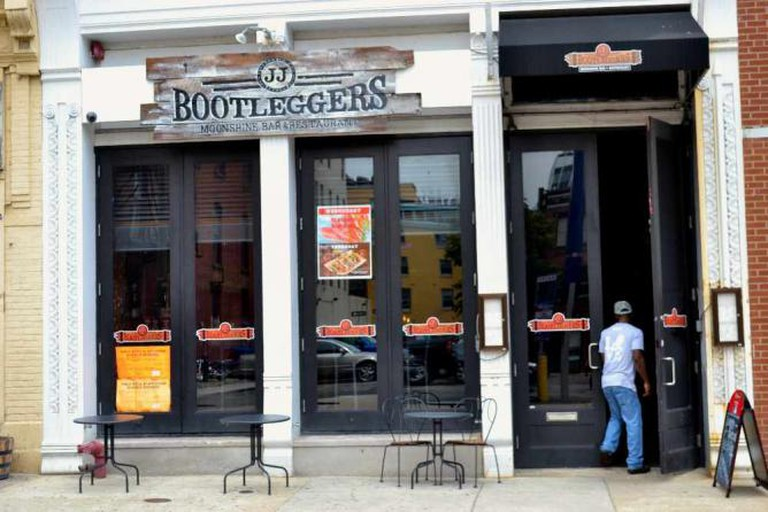 JJ Bootleggers, Philadelphia