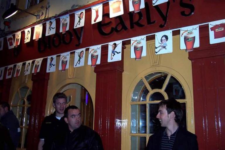 Biddy Early's Pub