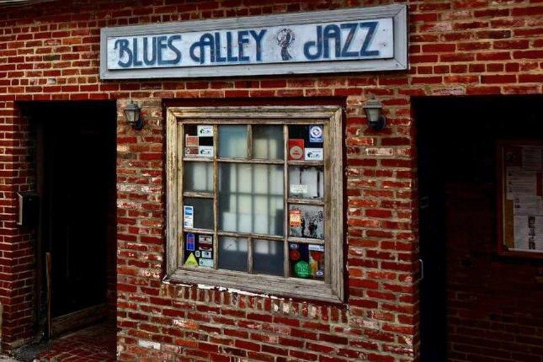 Blues Alley, Georgetown D.C.