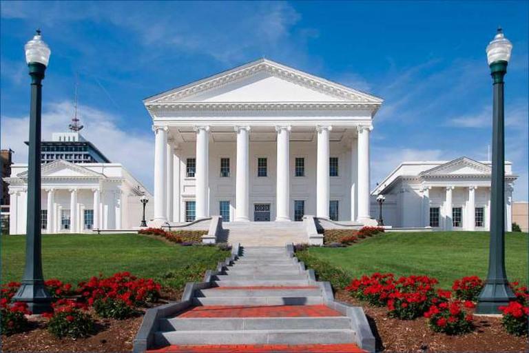 State Capitol of Virginia