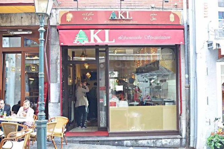 Lebanese specialities at AKL