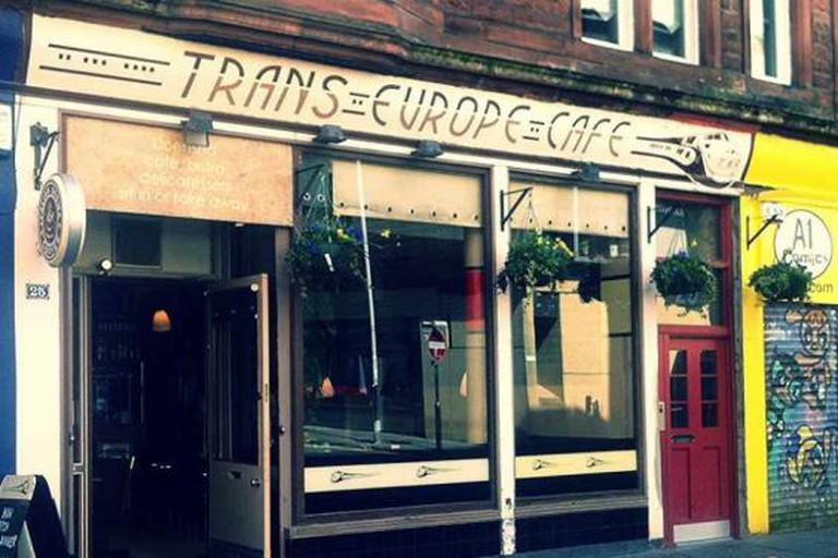 Trans-Europe Café