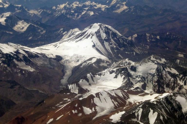 Mount Tupungato