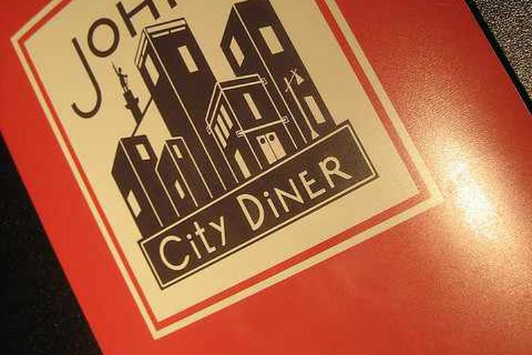 John's City Diner Menu