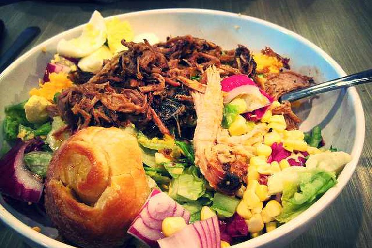 Urban Cookhouse Salad with Barbecue