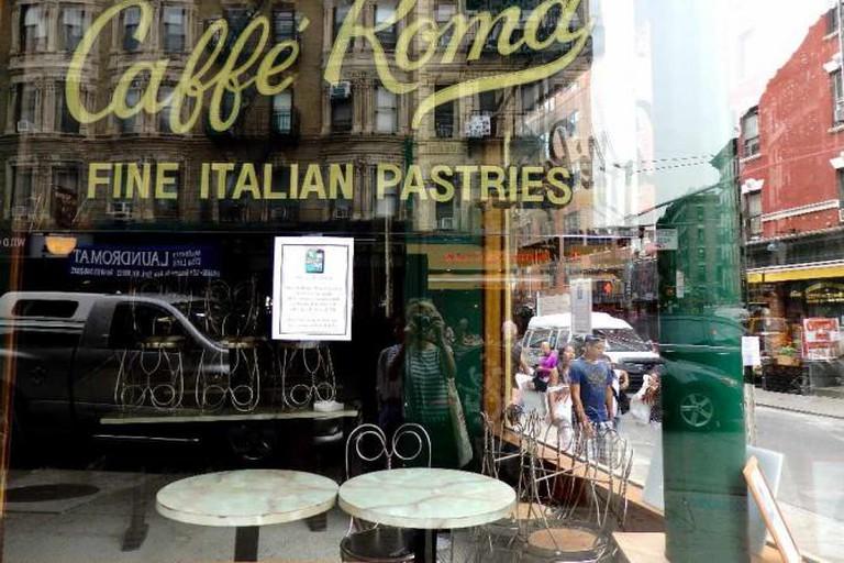Sambuca's Cafe, New York