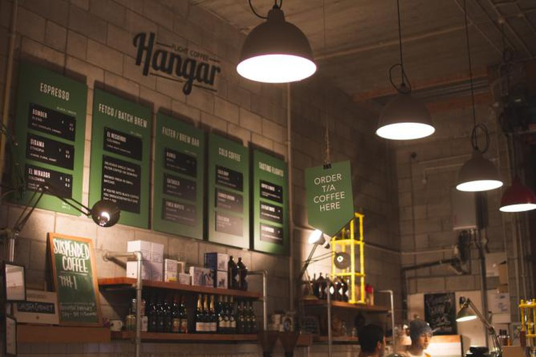 The Flight Coffee Hangar