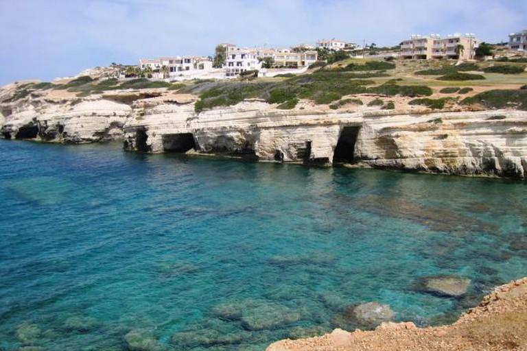 Sea Caves, Paphos