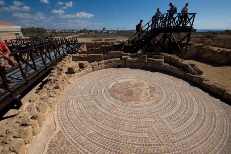 Mosaic, Kato Paphos