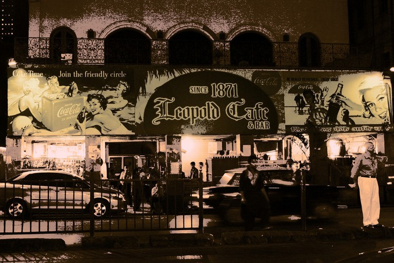 Leopold Cafe, Colaba Causeway