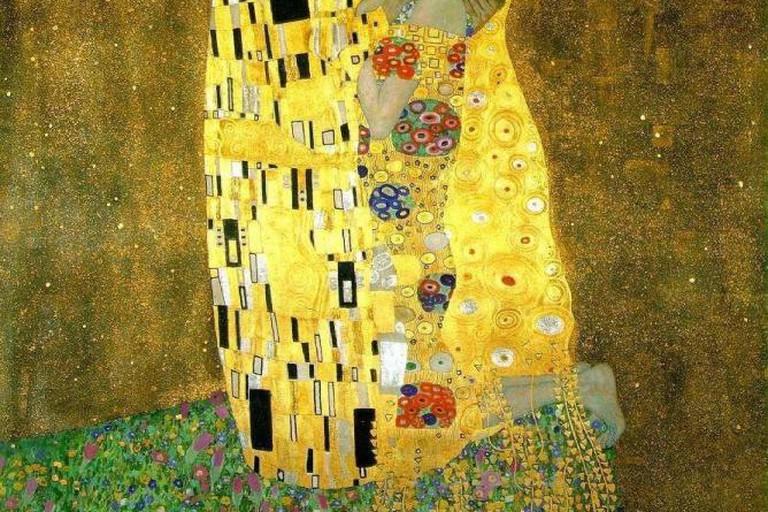 The Kiss, Gustav Klimt