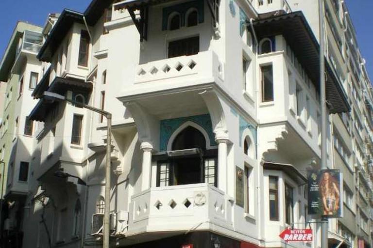 Vedat Tek Evi, Nişantası (now Yekta Restaurant)