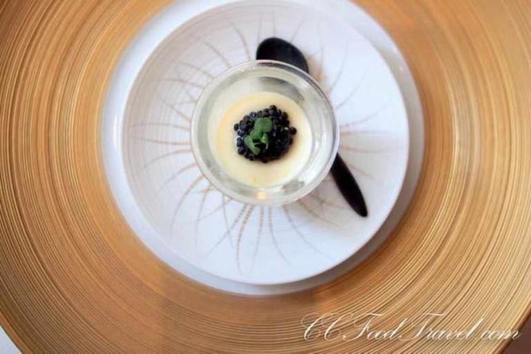 Dessert at Les Amis