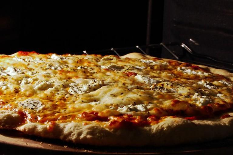 Stone Baked Pizza
