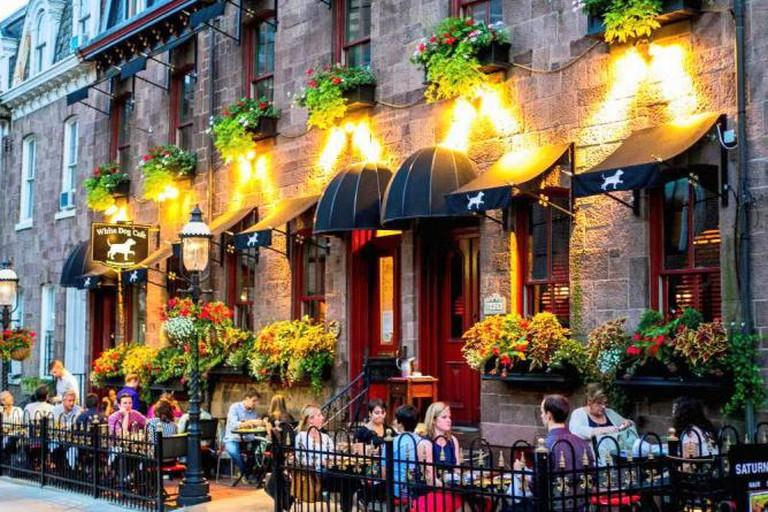New Delhi Restaurant, Philadelphia